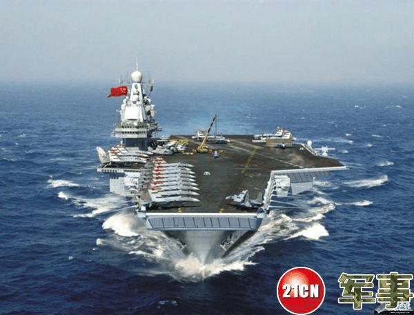 中国或造五艘航母