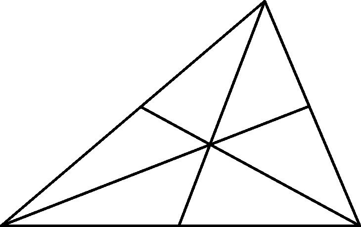 画三角形的角平分线.图片