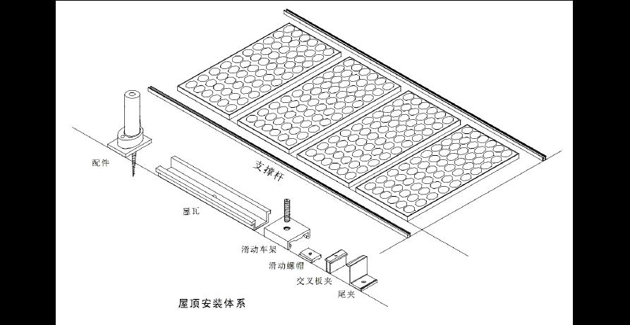 太阳能光伏屋顶安装手册