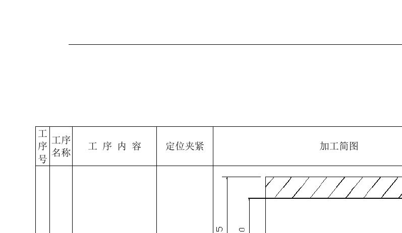 机械制造技术基础课程设计图片