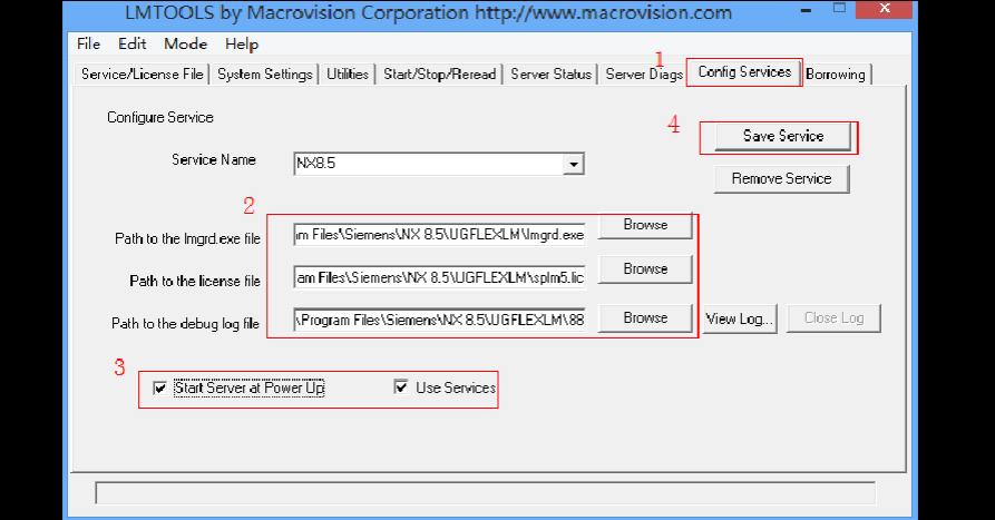 nx8.5正式版安装注意事项
