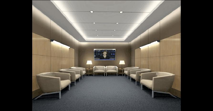 贵宾接待室效果图-设计装修效果图图片