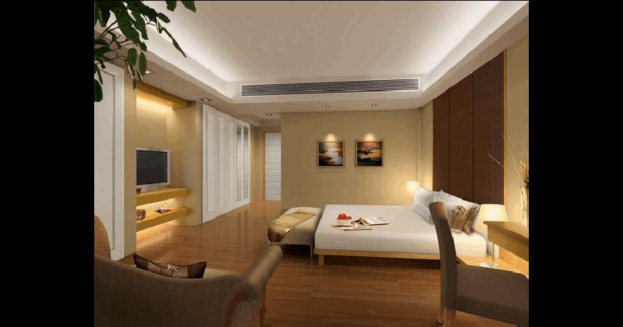 家装卧室效果图-房屋室内装修效果图大全