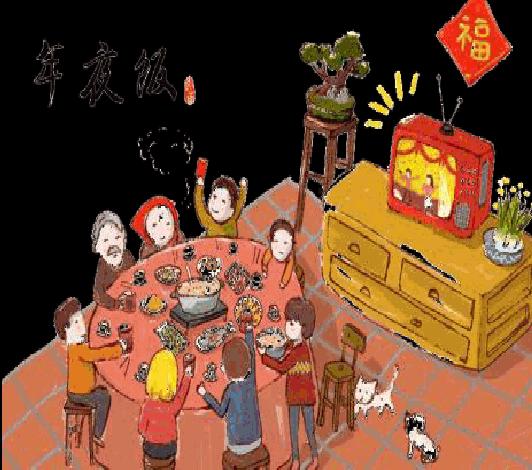 中国春节习俗_春节习俗图片大全图片