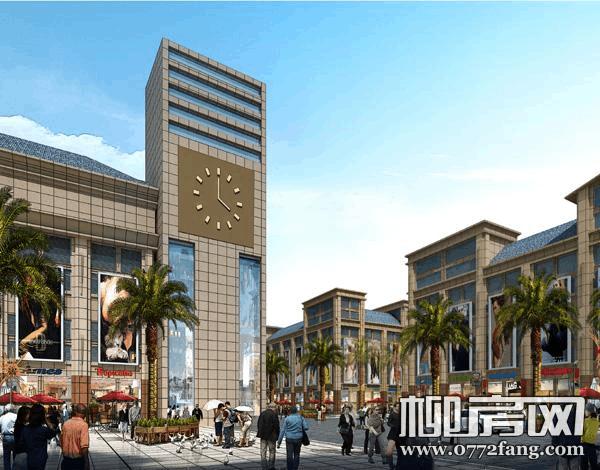 商贸城物业管理方案20131118
