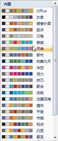 类似色相配色_色相与powerpoint配色技巧——张正新
