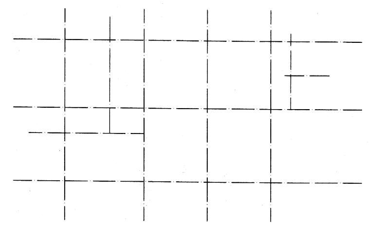 室内平面图作图步骤