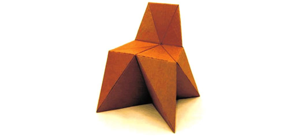 瓦楞纸板家具设计中的文档形式测绘_word结构在线阅读分析设计图片
