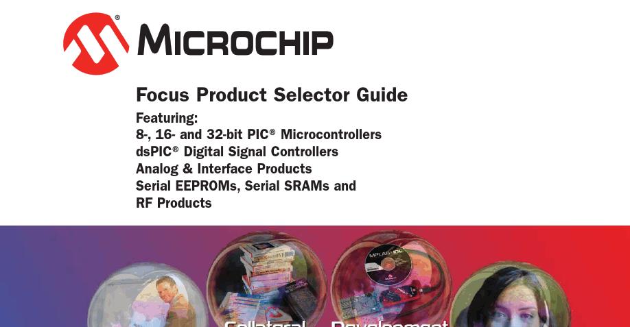 Microchip 选型指南2010