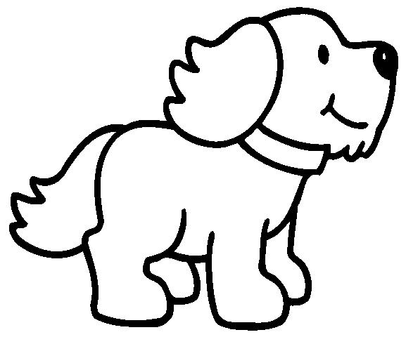 简单的动物画法图片