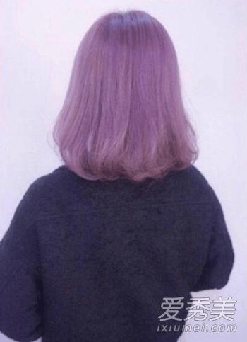 狠狠鲁色囹d)_短发染什么颜色好看 10款发型炎夏狠狠色一把