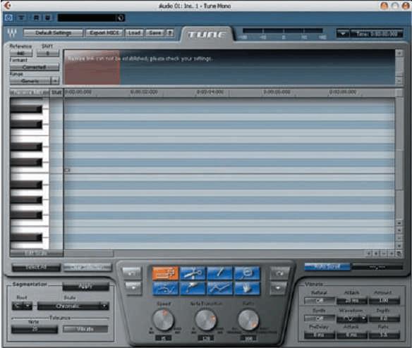修音高软件新贵Waves Tune