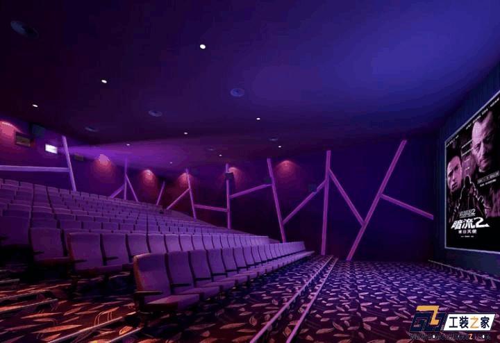 西安电影院装修设计有哪些注意事项世通新风科技有限公司刘惠彬图片