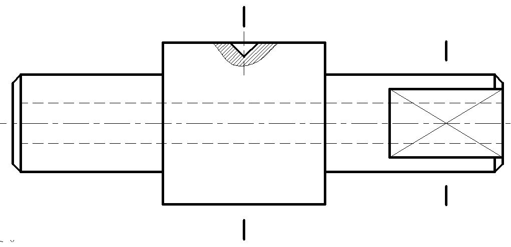 机械制图卷一(五年一贯制)