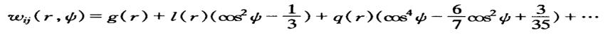 关于磁晶各向异性