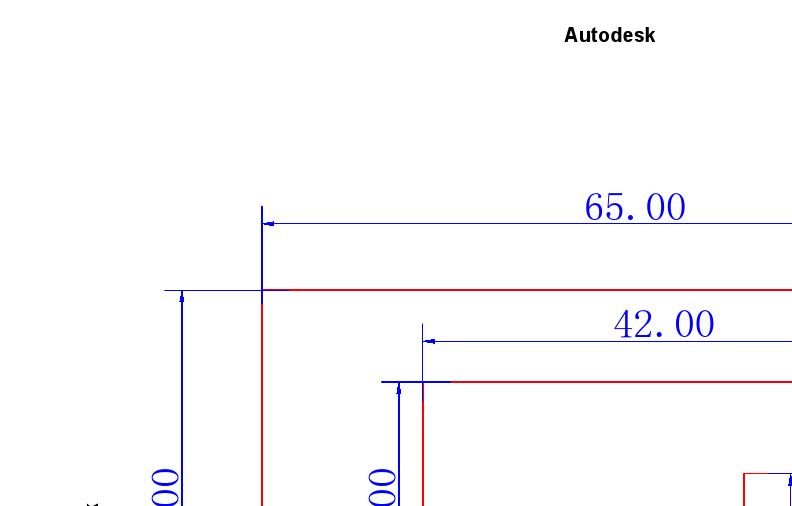 CAD练习图答案
