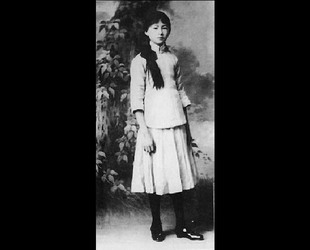 徐志摩与林徽因张幼仪陆小曼之间的情感故事图片