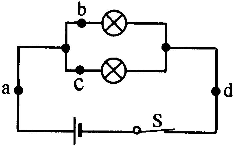 华师大八年级科学(下)电流电路1
