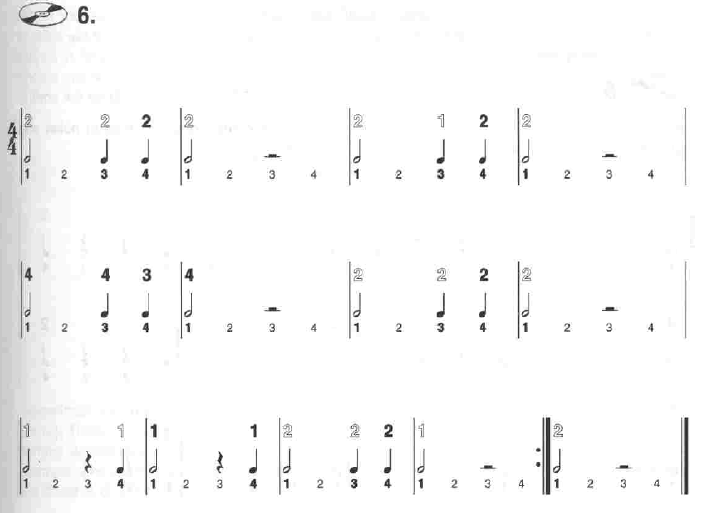 布鲁斯口琴简明教程10讲图片