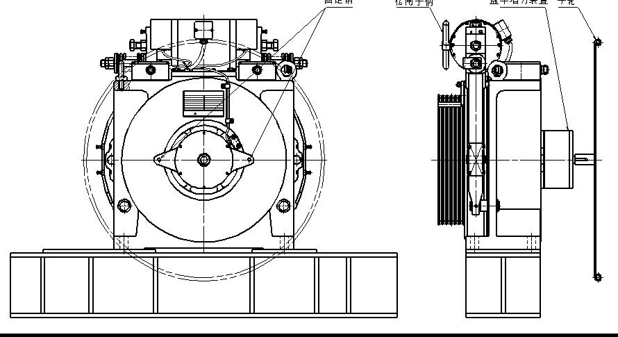 上海三菱电梯lehy系列安装维修培训资料