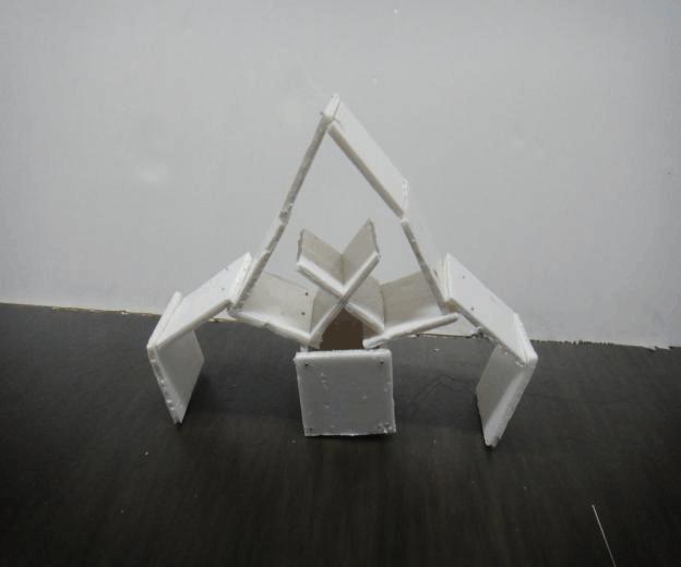 立体构成形态图片