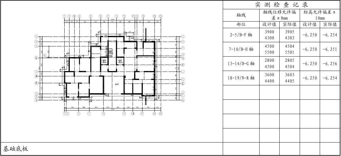 建筑结构平面轴线标高检查记录封头抛光机图纸图片