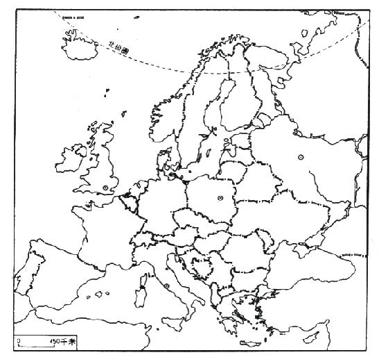 位置:欧洲西半部,分为北欧,西欧,中欧,南欧四部分 2.图片