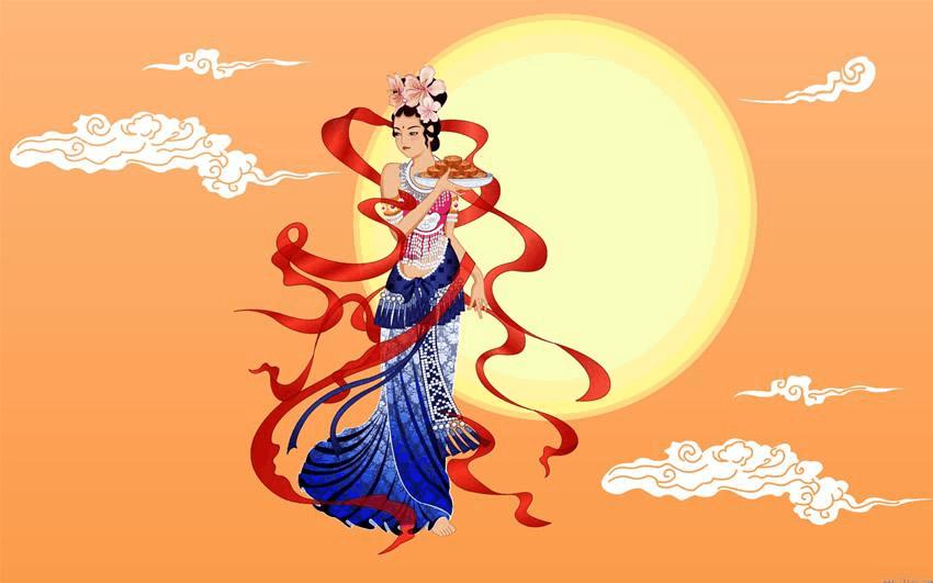 2016年中秋节放假安排图片