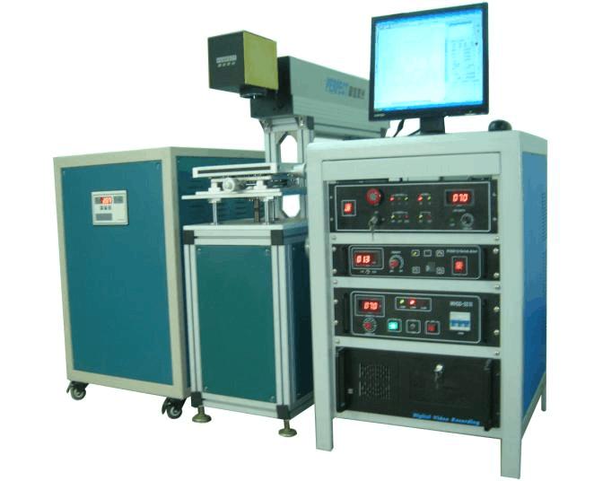 PEDB-100型激光打标机简介