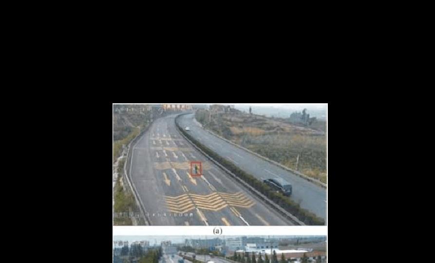 基于视频技术的直接交通事件检测
