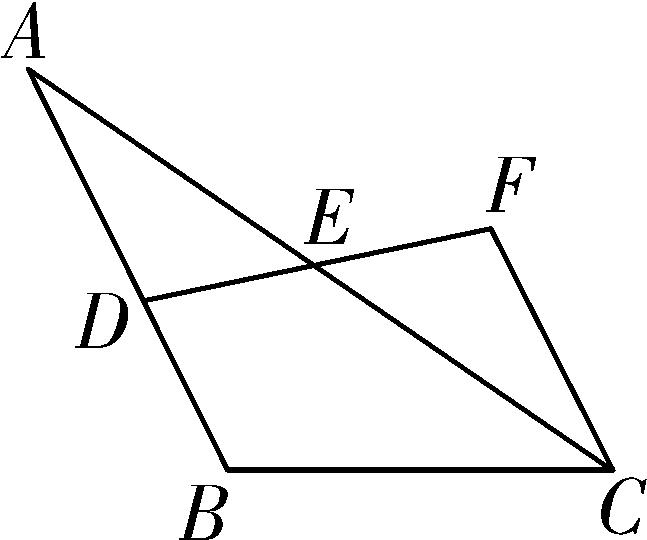 重庆市2020年中考数学第四章三角形第3节全等三角形演习册_68