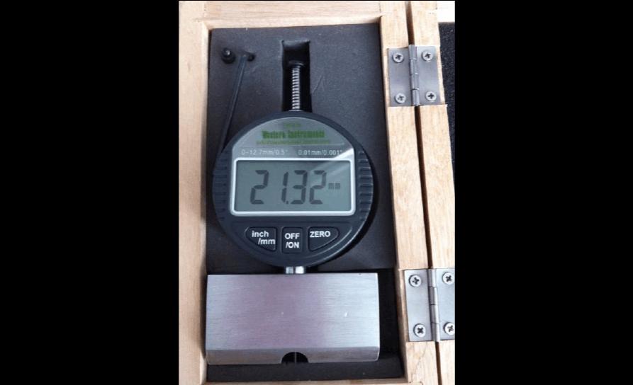 腐蚀坑深度测量仪