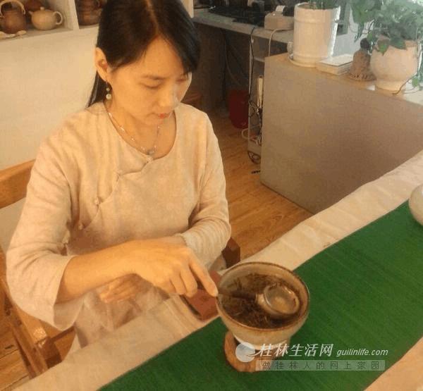 桂林人的桂花情结20141021