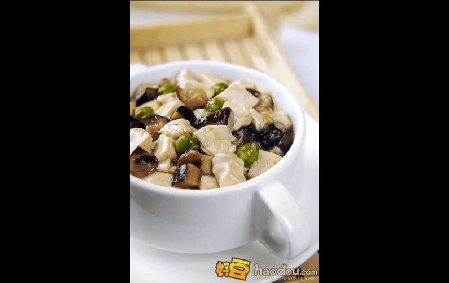 怎么样做香菇炒豆腐