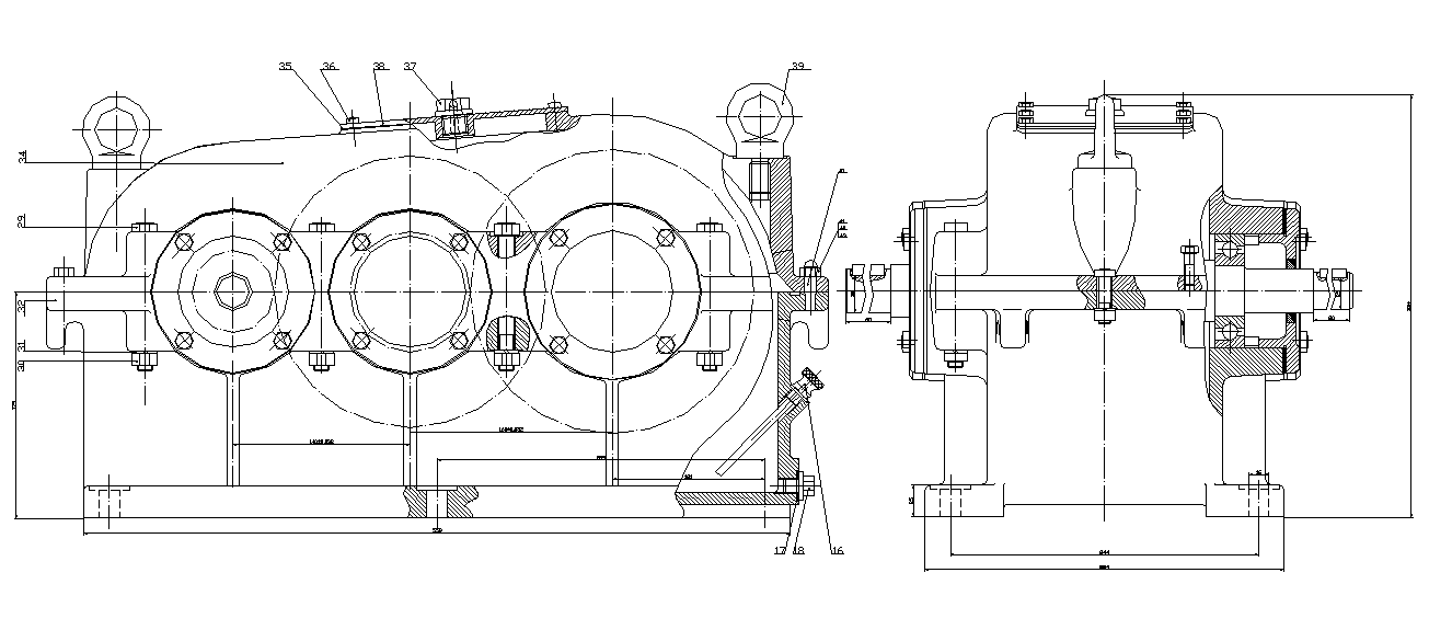 机械设计基础课程设计图片