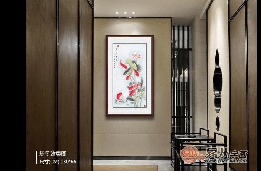 家里走廊尽头适合挂什么画 这四款吉祥画是经典!