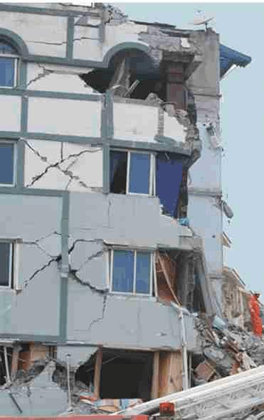 从汶川地震震害看结构抗震设计的一些问题图片