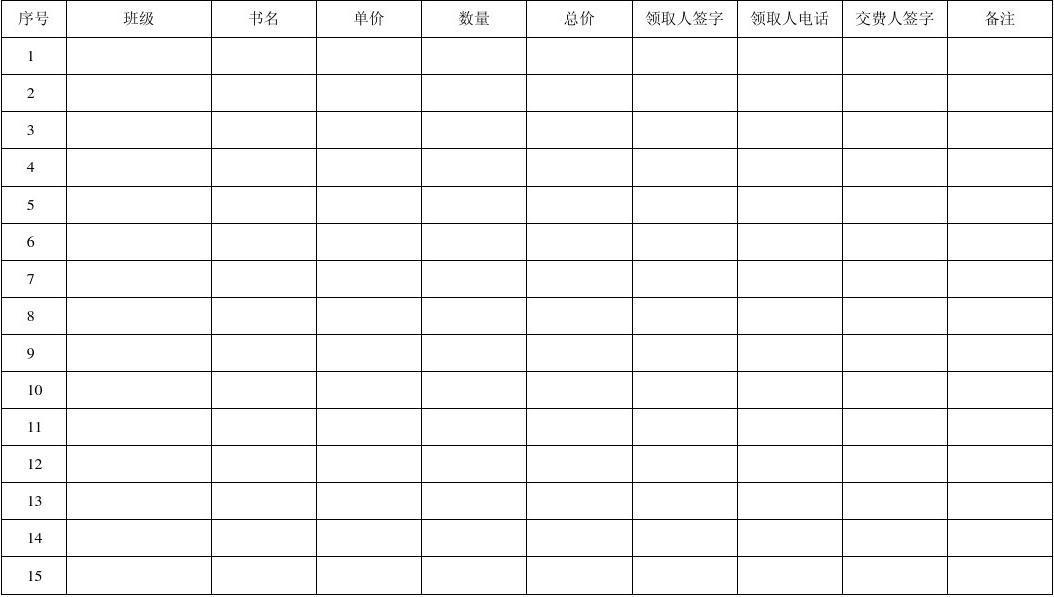 毕业实习报告册范文_报告册发放登记表_文档下载