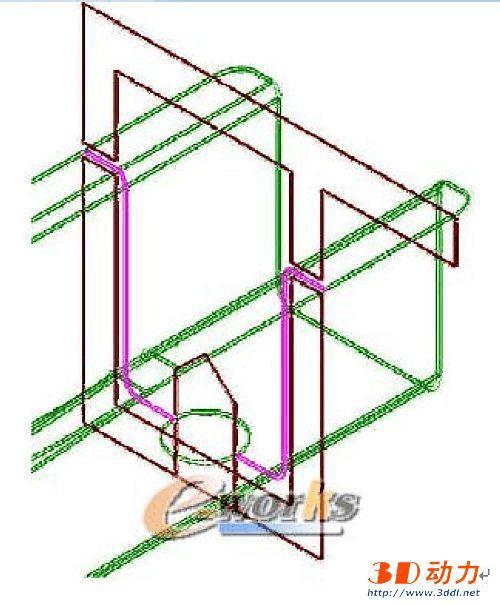 CATIAV5的设计与检验流程三维家具焊装地址实体唐米夹具图片