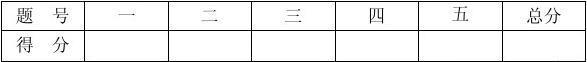 2013年九年级化学中考模拟试题2答案