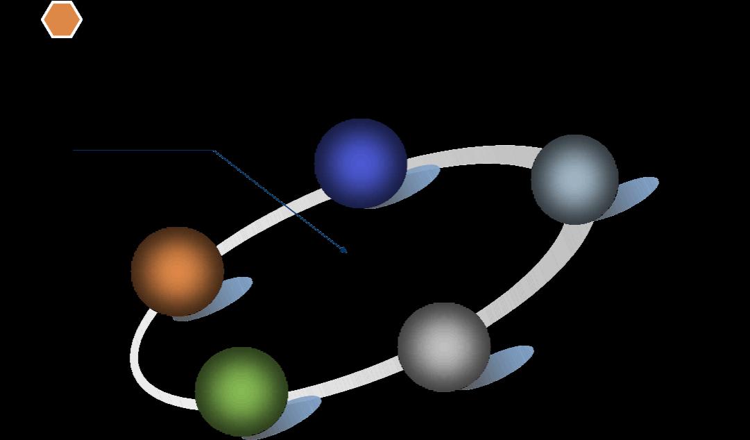 简洁商务风ppt模板--蓝色图片