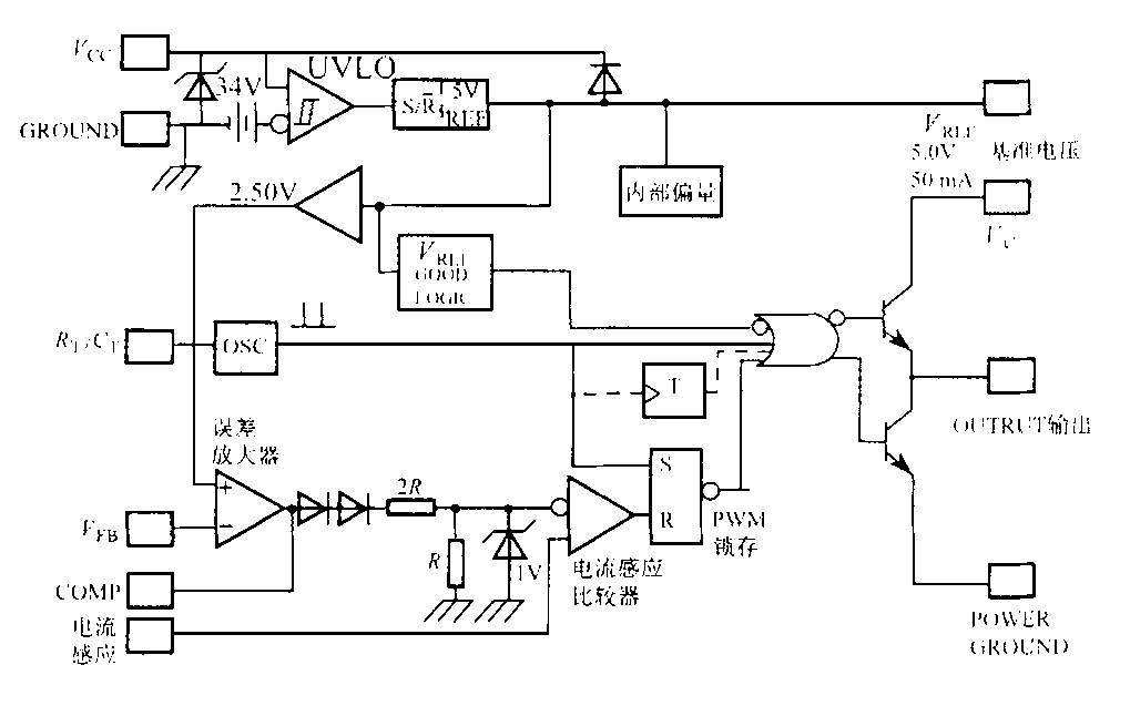 电路 电路图 电子 原理图 1019_637图片