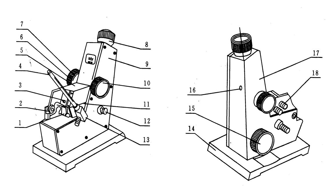 阿贝折射仪操作规程