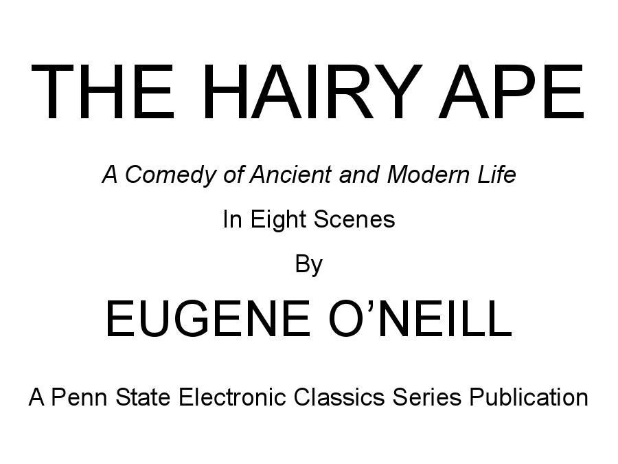 Hairy-Ape