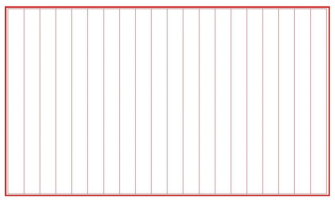 硬笔书法稿纸模板_小学生硬笔书法比赛专用稿纸_word文档在线阅读与下载_无忧文档