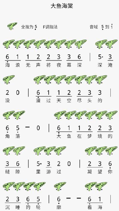 大鱼海棠为什么三观不正 大鱼海棠简谱图片