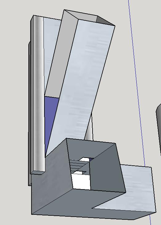 新型火箭炉设计