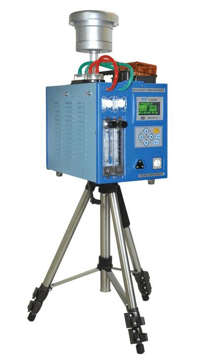 崂应2050型 空气智能TSP综合采样器(02代)