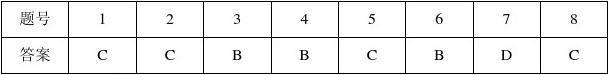 2011-2012学年度银川市第二学期七年级期末考试答案