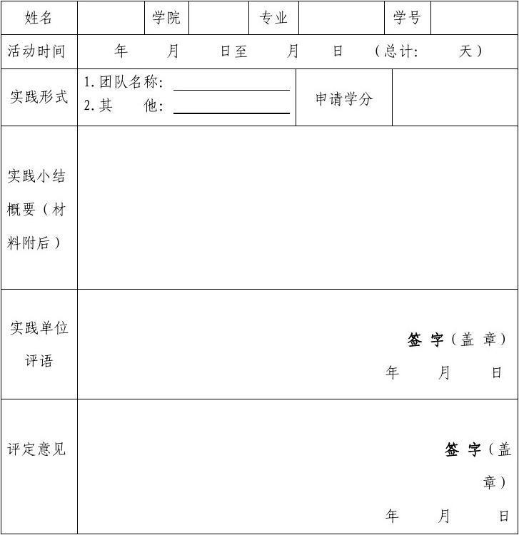 河南城建学院大学生社会实践举止外_word文档